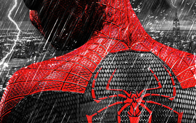 Terms Spiderman Hd 4 Wallpaper 3d Spider Man 4k 680x425