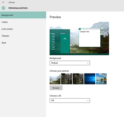 Windows 10 Dual Monitor Wallpapers   Tech   Imgur Community 529x500