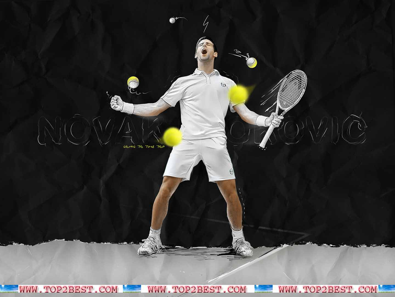 novak djokovic wallpaper top tennis starjpg 1440x1080