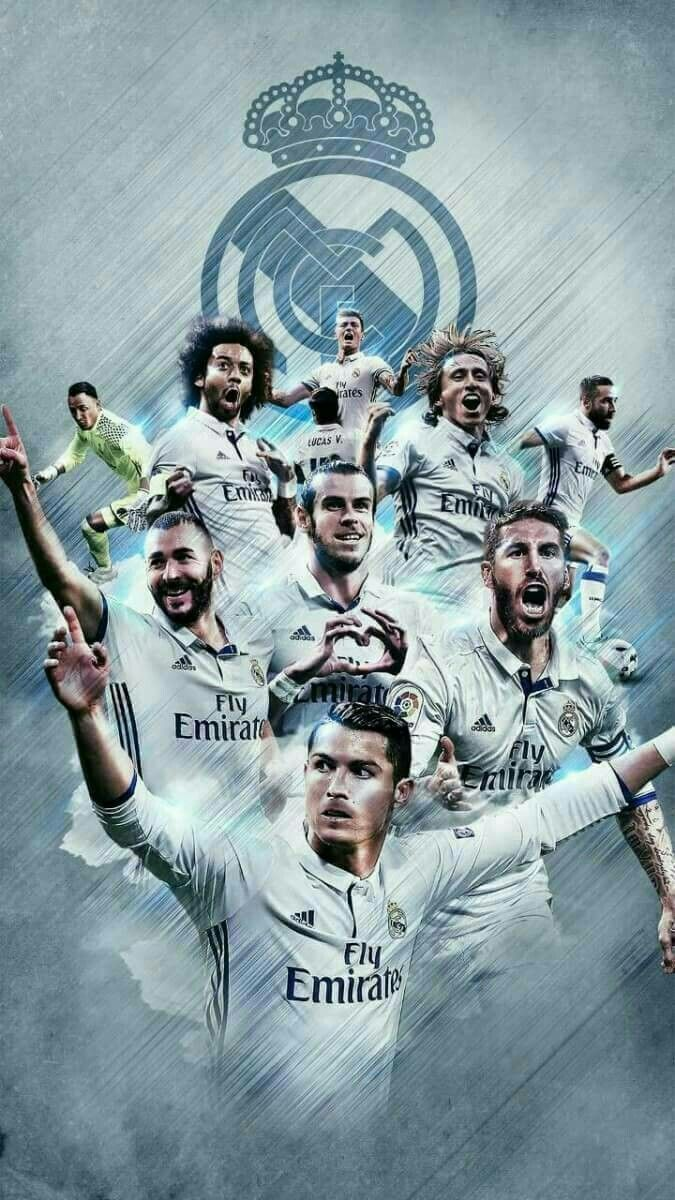 Pin by Cesar Rodriguez on Madrid Real madrid players Real 675x1200