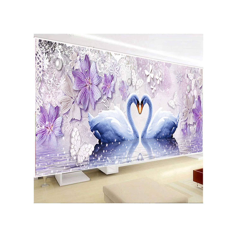 Amazoncom DIY Diamond 5D Eternal Love Diamond Painting Swan 1500x1500