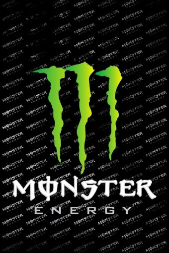 Monster Energy Logo iPhone HD Wallpaper iPhone HD Wallpaper download 340x510