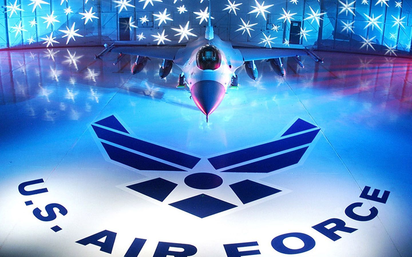 US Air Force Logo Wallpapers 61 1440x900