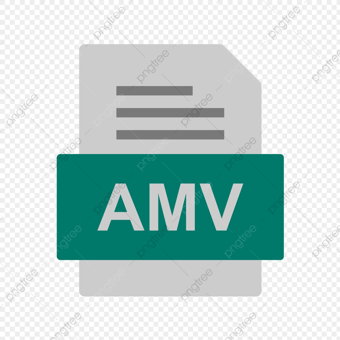 Amv File Document Icon Amv Document File PNG and Vector with 1099x1099