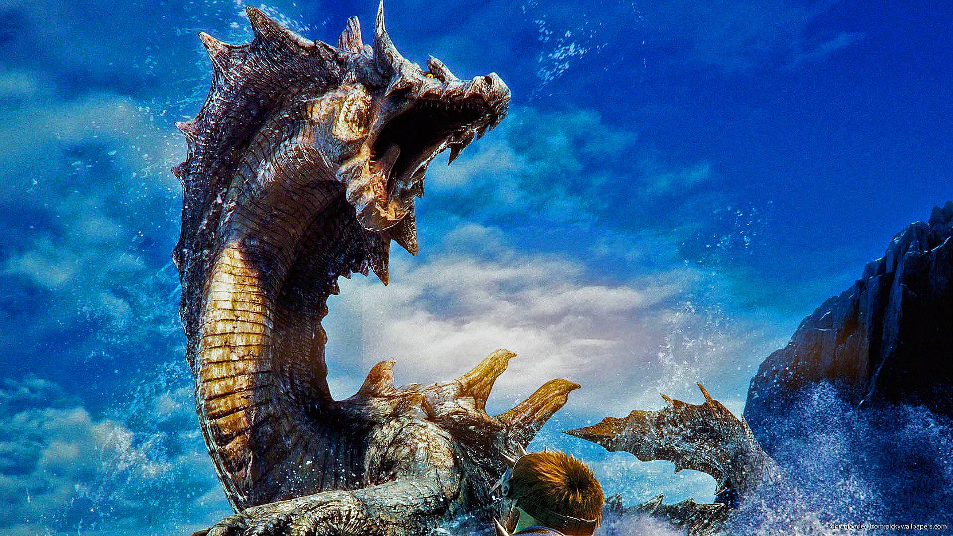 Monster Hunter 3 Ultimate wallpaper hd GamingBoltcom Video Game 1920x1080
