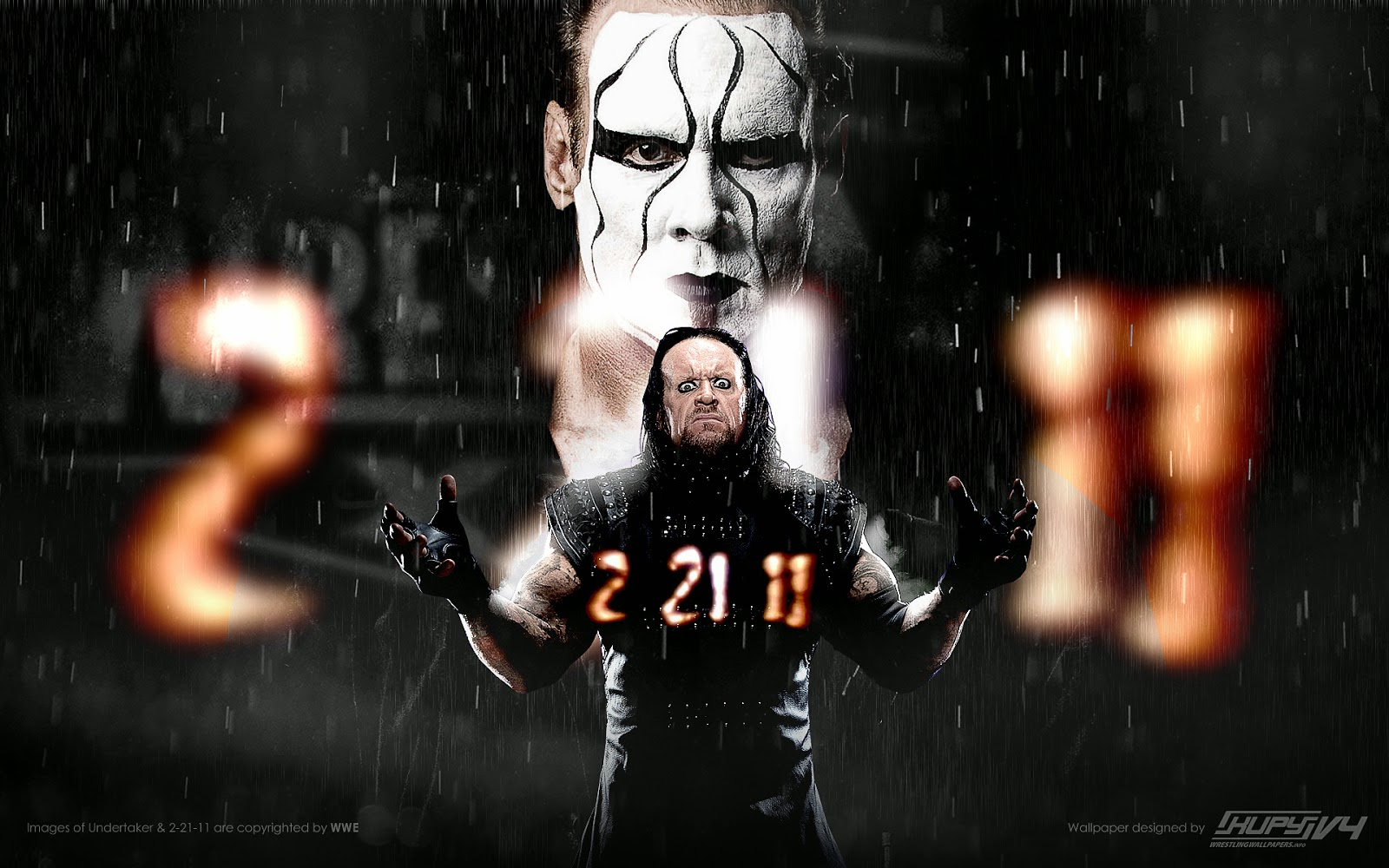 Undertaker vs Sting New HD Wallpapers   Wrestling Wallpapers 1600x1000