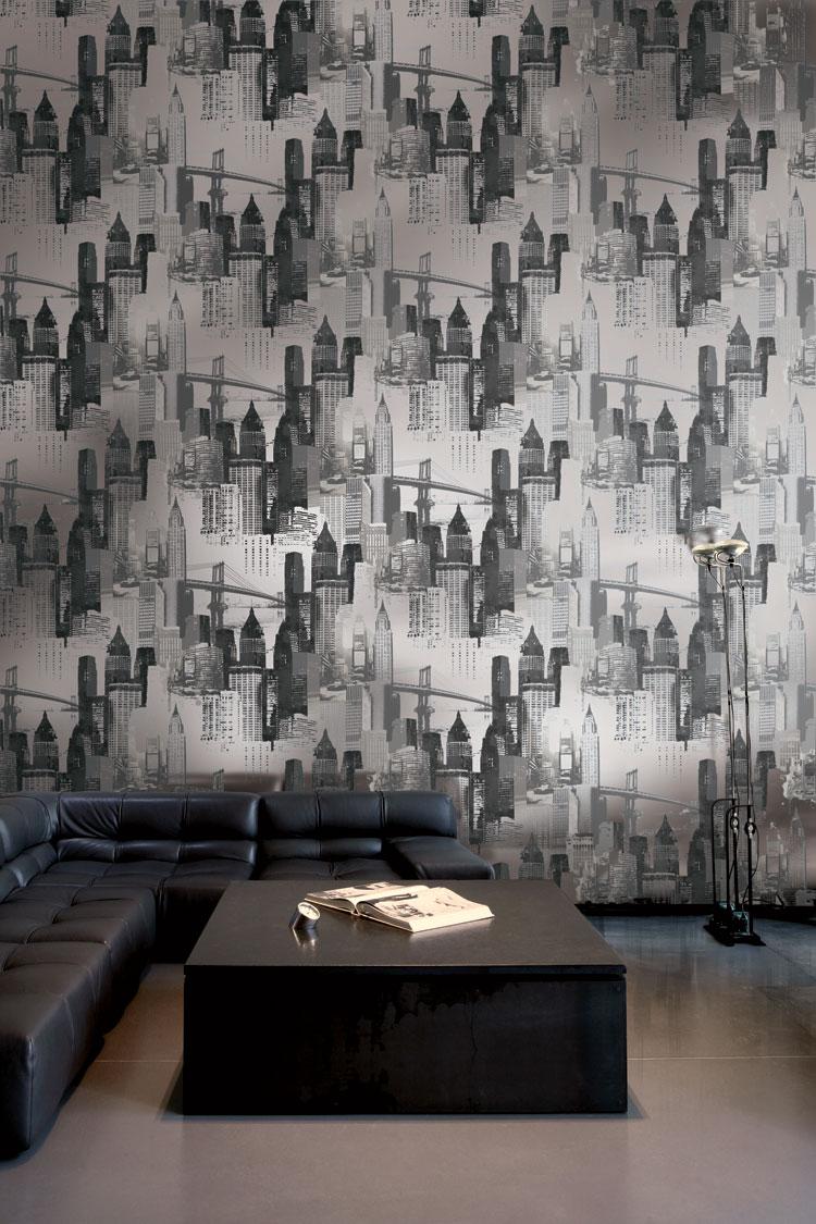 STUDIO 465 Crown Wallpaper Fabrics Toronto Vancouver Montreal 750x1125