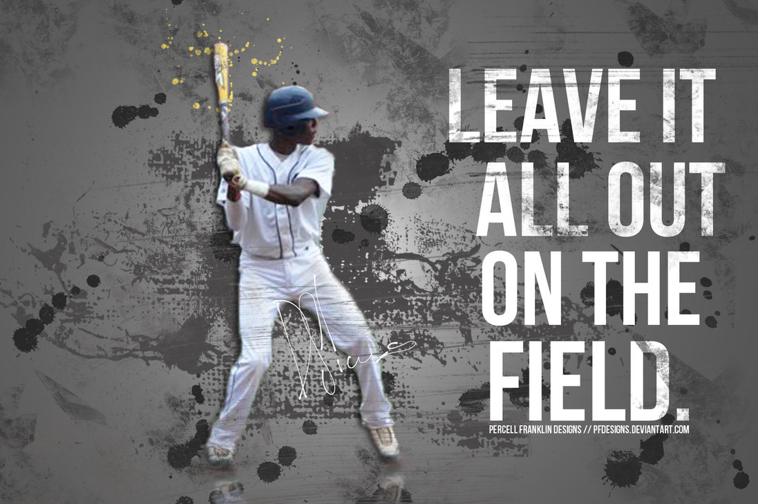42 Baseball Quote Wallpaper On Wallpapersafari