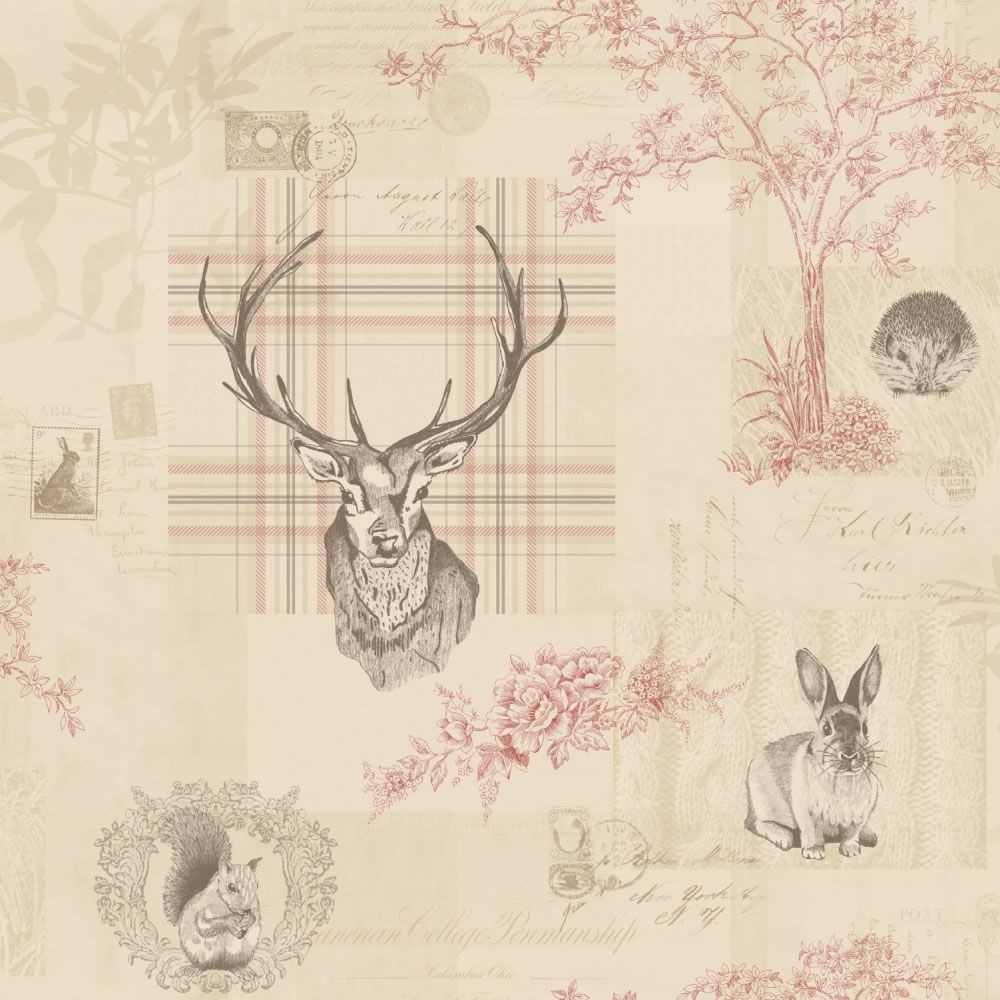 Check   Tartan   Stag   Trees   Calligraphy   K2   Holden Wallpaper 1000x1000