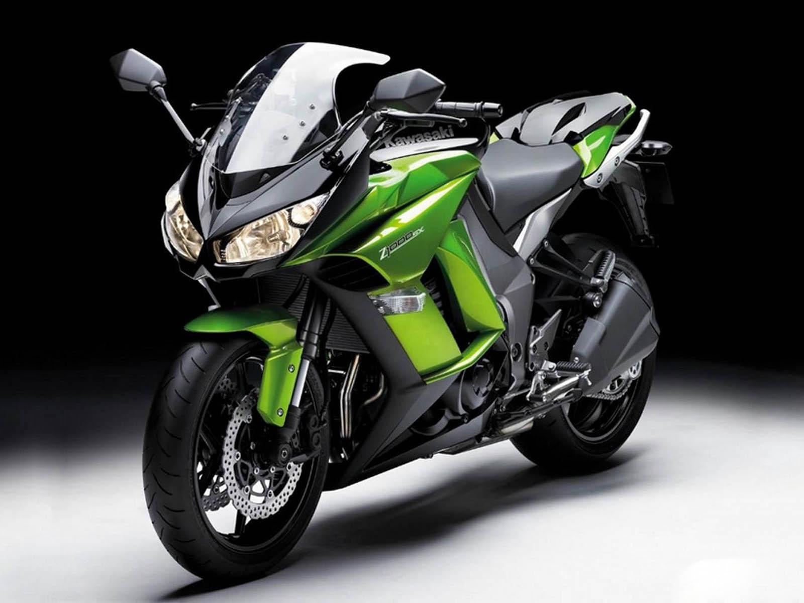 Kawasaki Z1000sx 2015 Wallpaper 1600x1200