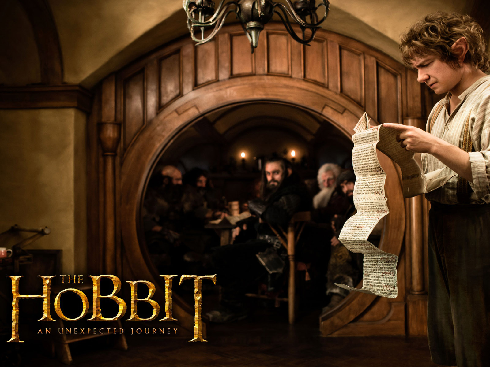 The Hobbit An Unexpected Journey Wallpapers Pictures Download 1600x1200