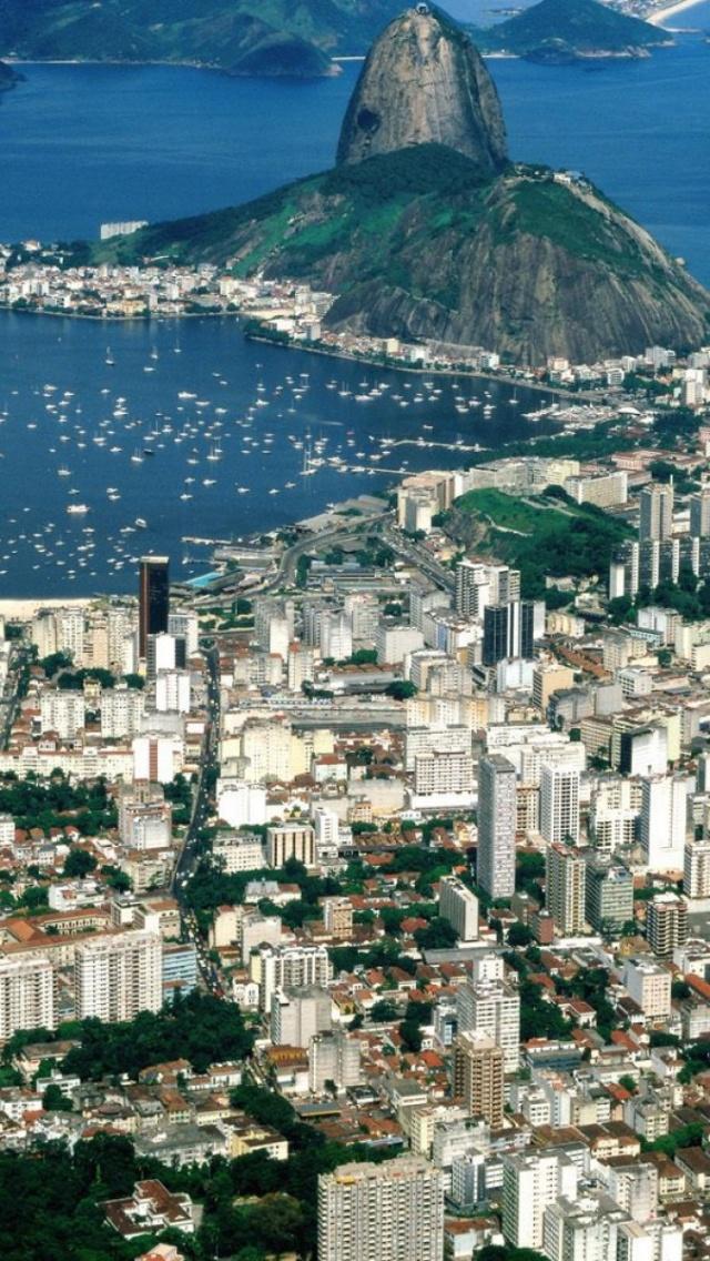 640x1136 Rio De Janeiro Iphone 5 wallpaper 640x1136