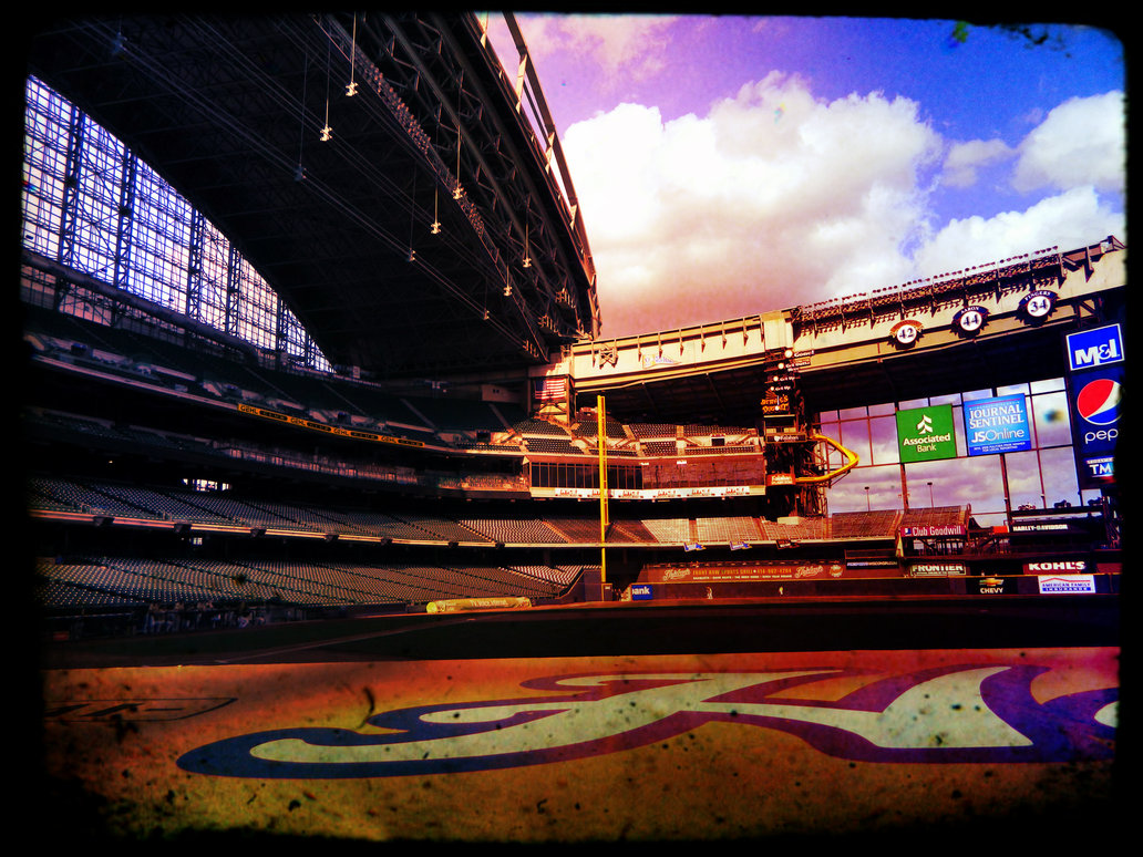 29 Miller Park Wallpaper On Wallpapersafari