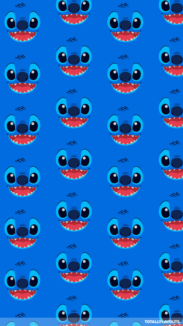 50 Stitch Wallpaper For Android On Wallpapersafari