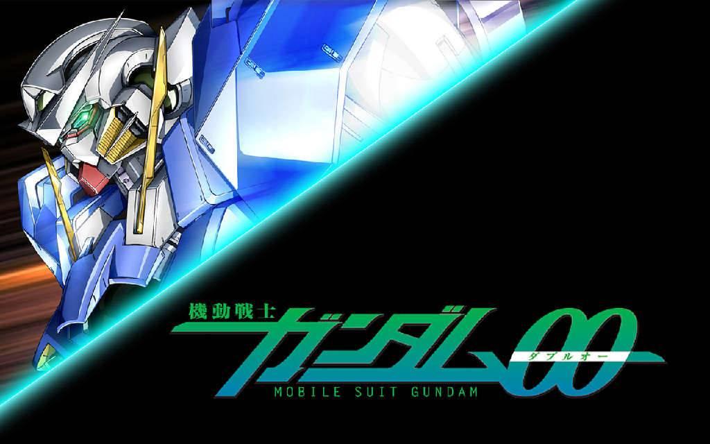 gundam exia   Gundam 00 Wallpaper 1024x640