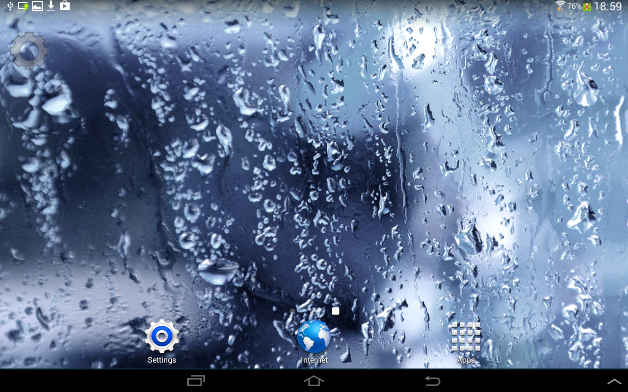 Beautiful Rain Live Wallpaper   Android Apps on Google Play 1280x800