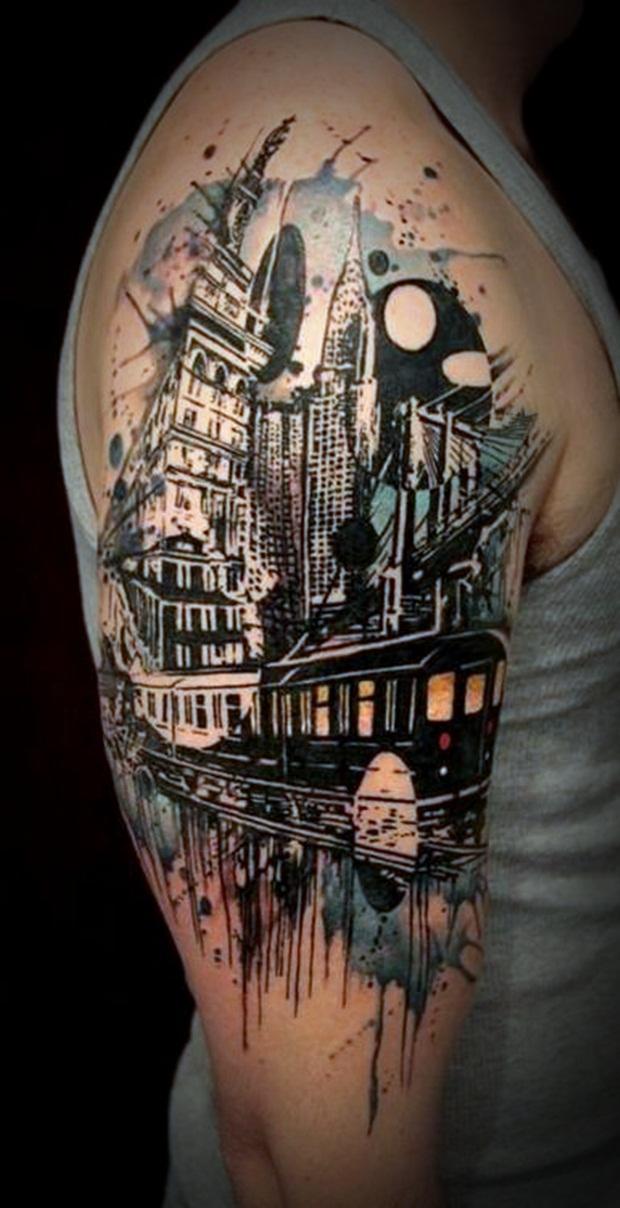 Arm Tattoo Ideas For Men 620x1208