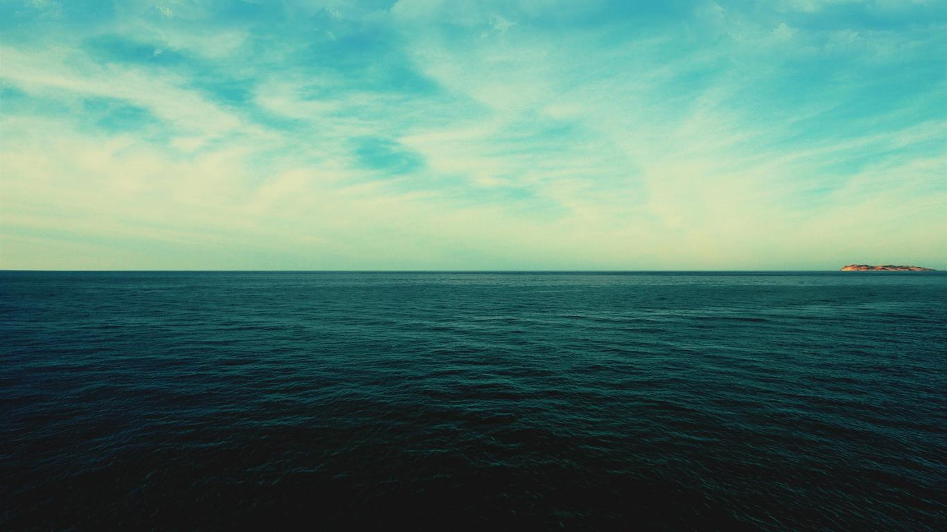 Ocean Wallpaper Widescreen wallpaper wallpaper hd background 1366x768