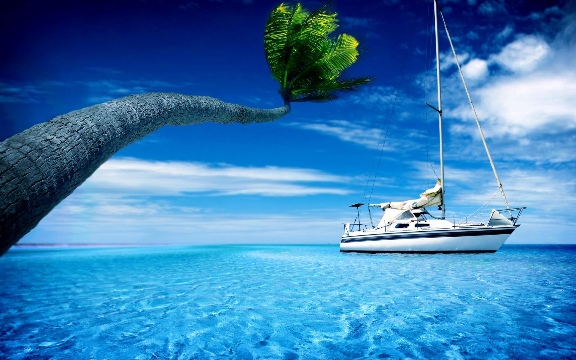 Paradise Island Wallpaper | HD Wallpapers Desktop