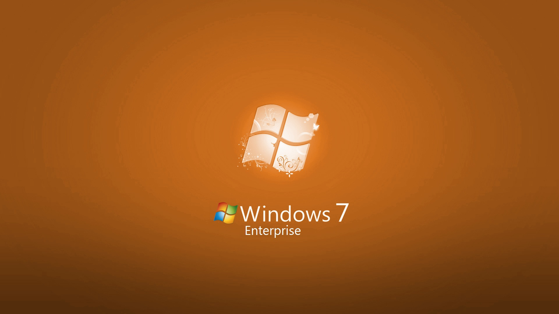 Windows 7 Enterprise Wallpaper 1920x1080 by JWC59382 1920x1080