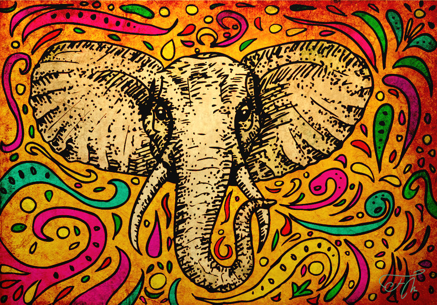 Free Download African Indian Elephant By Seethemagic