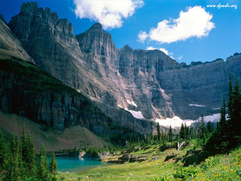 National Park Wallpapers Desktop Wallpapers 1024x768