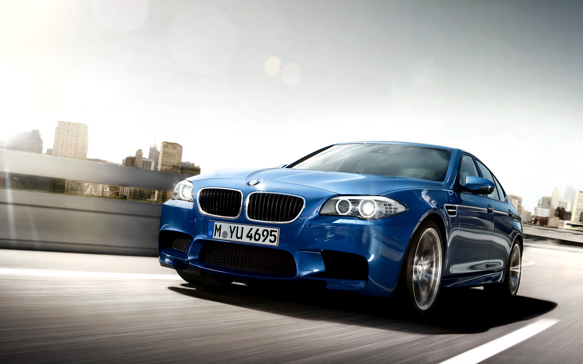 New F10 BMW M5 High Resolution Wallpapers   ForceGTcom 1920x1200