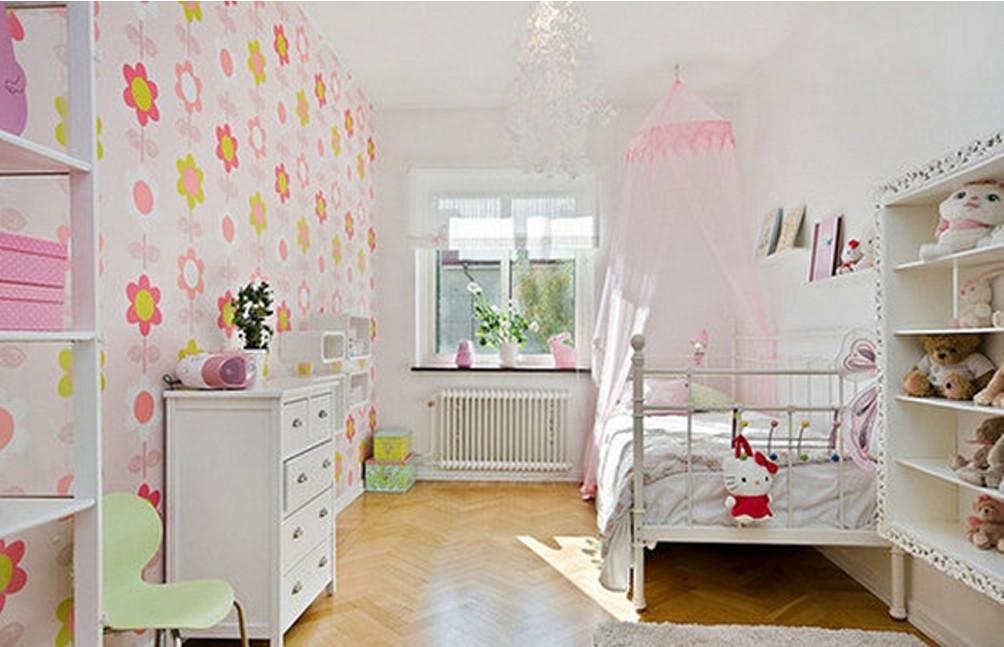 47+] Pink Bedroom Wallpaper on WallpaperSafari