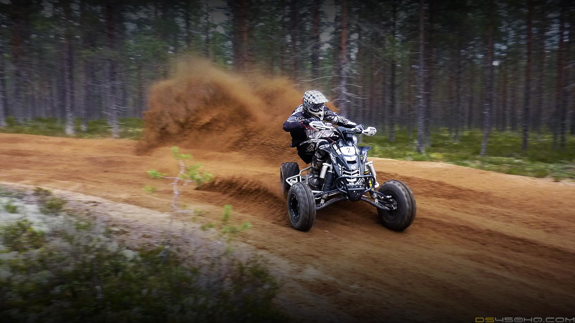 Motorcycle Racing On The Sand Suzuki Hd Desktop Mobile: WallpaperSafari
