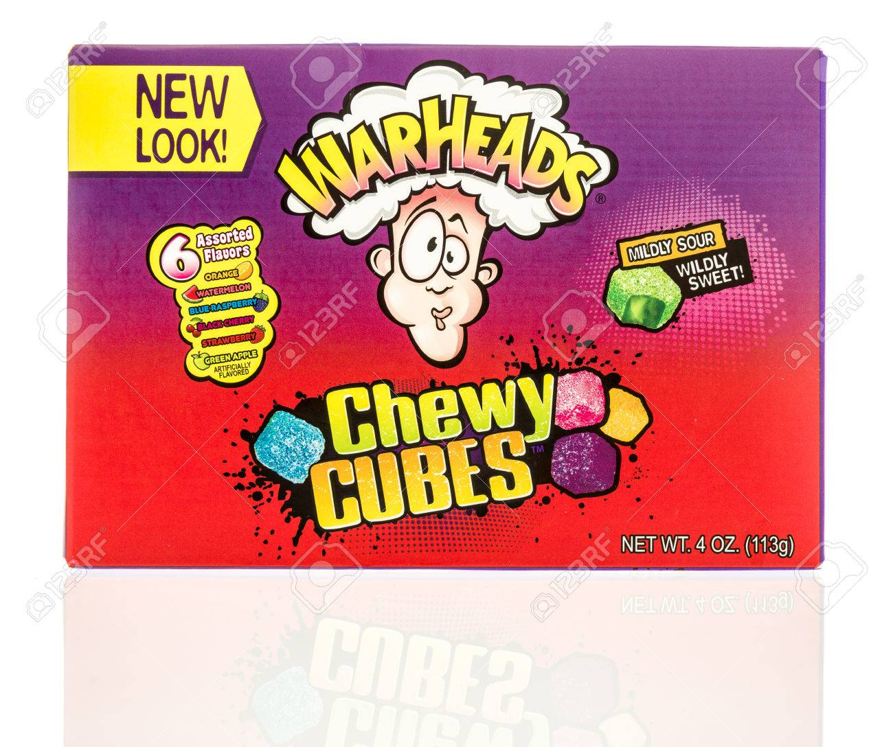 Winneconne WI   2 November 2016 Package Of Warheads Sour Candy 1300x1088