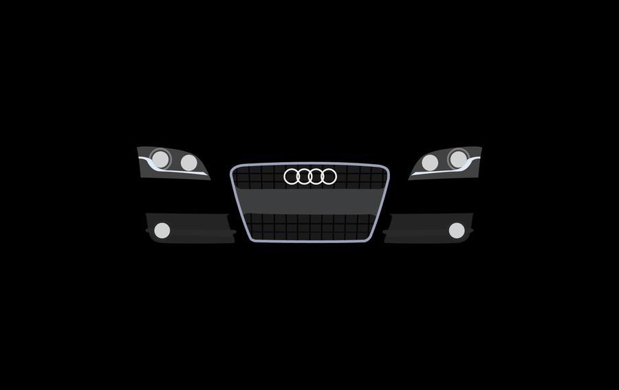 Audi Logo HD Wallpaper WallpaperSafari - Audi car symbol