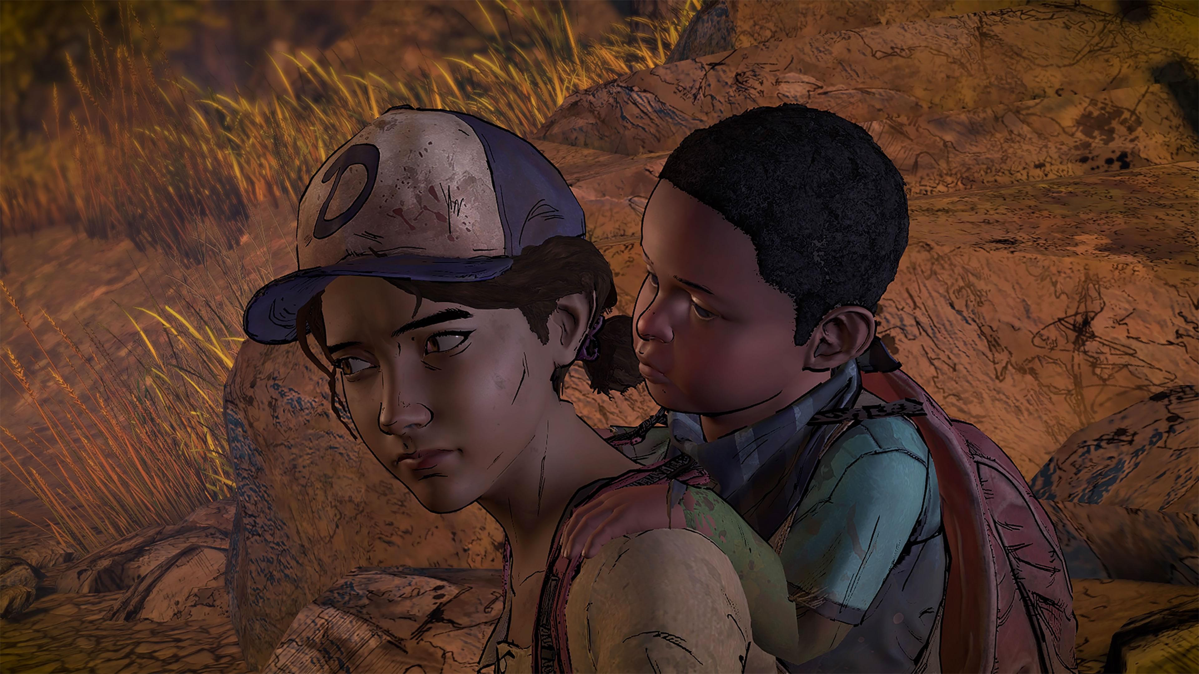 Telltales Walking Dead Season 3 Wallpapers in Ultra HD 4K 3840x2160