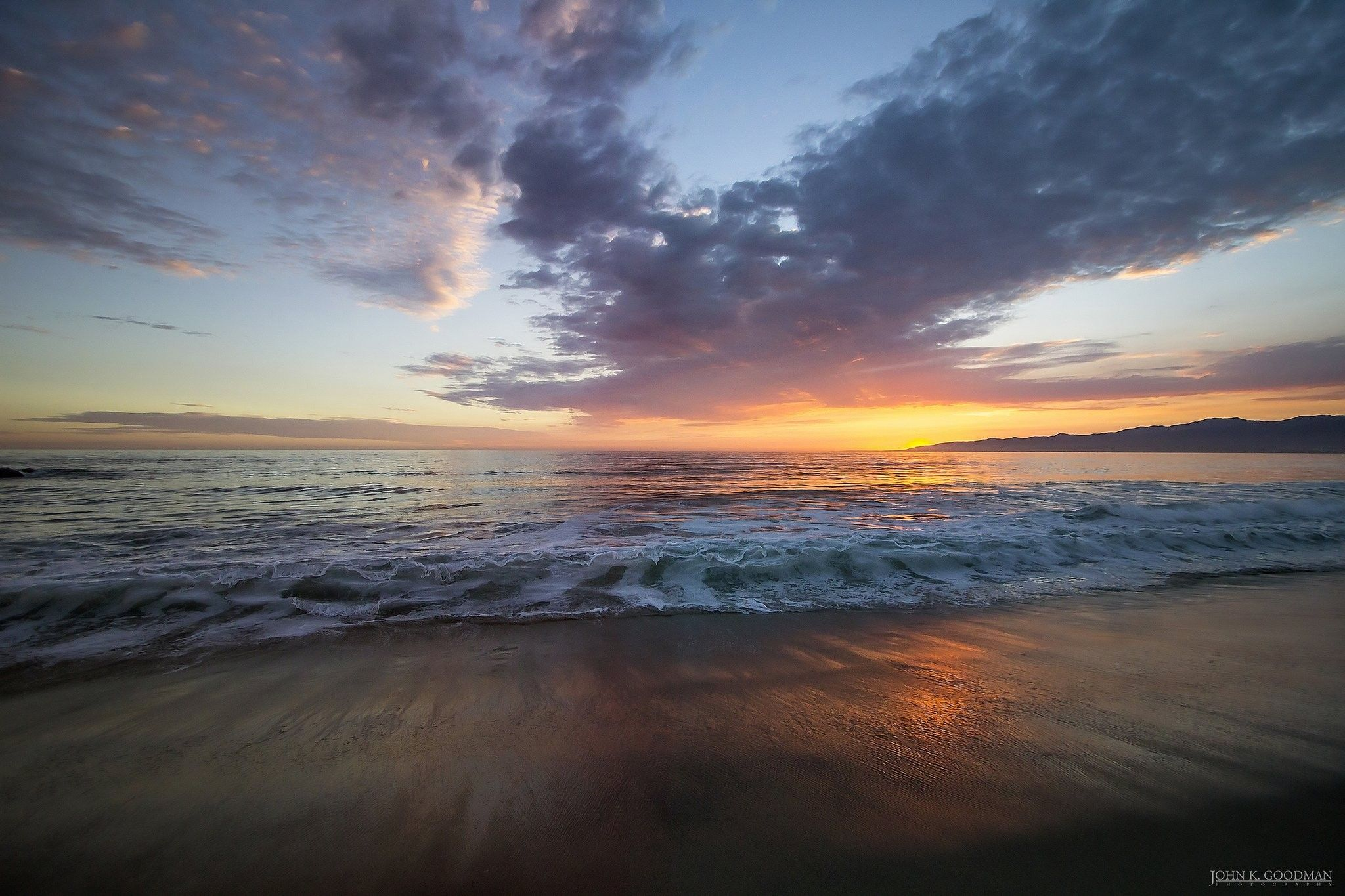 40 Hollywood Beach Sunset Wallpapers   Download at WallpaperBro 2048x1365