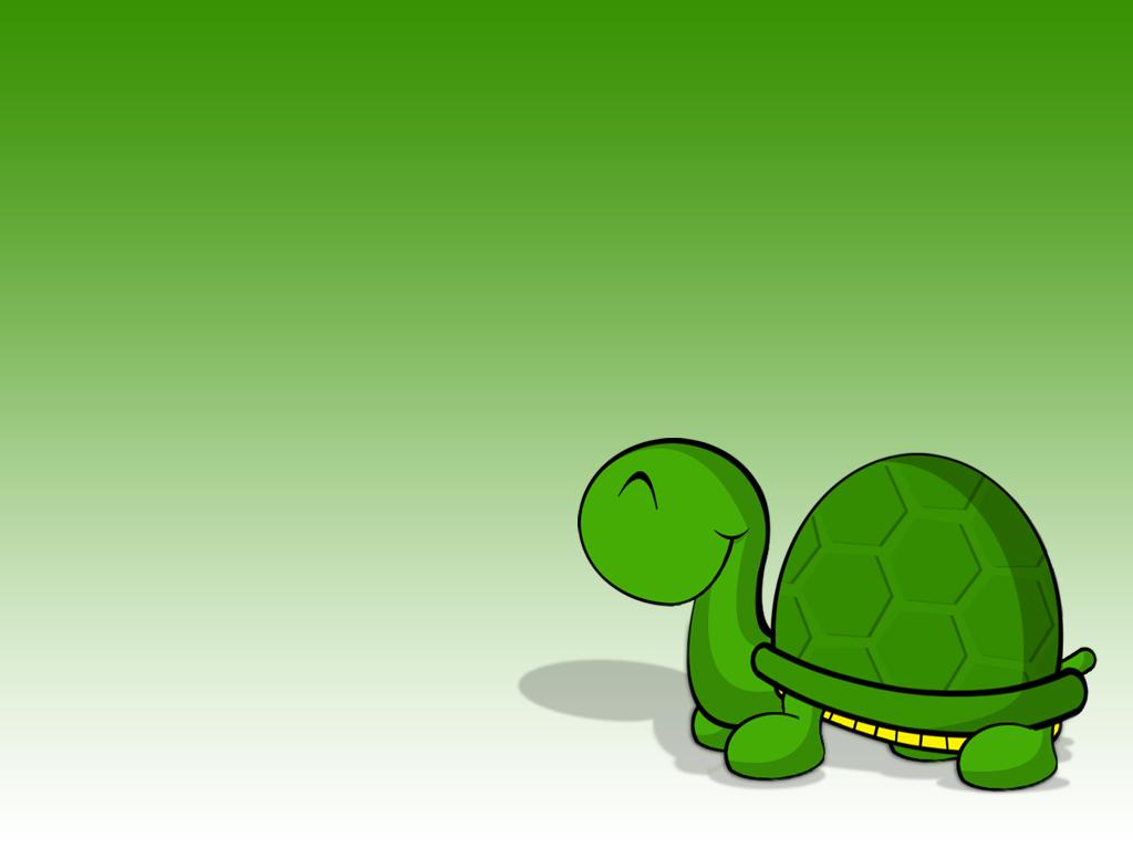 Photo Collection Cartoon Sea Turtle Desktop Wallpaper