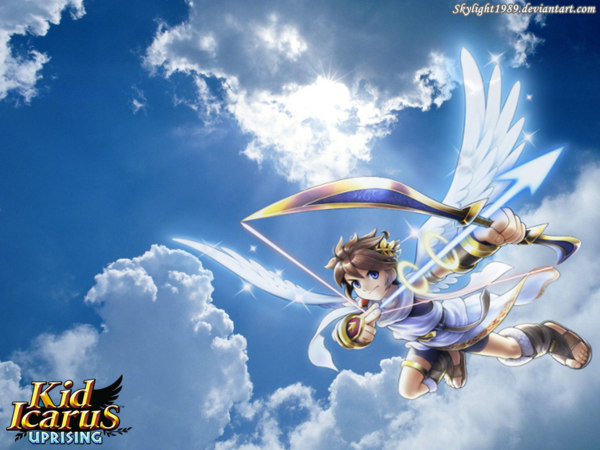 Free Download Kid Icarus Uprising Wallpaper Kid Icarus