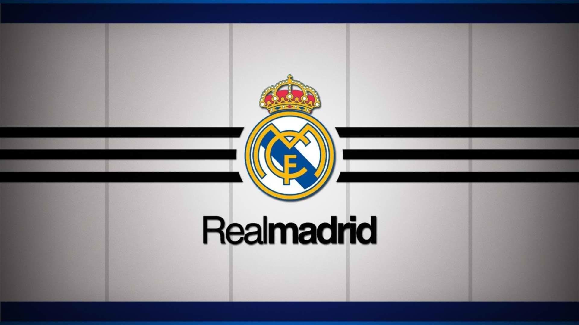 Real Madrid Cf Logo Wallpaper   Real Madrid 2015 Logo Hd 1920x1080
