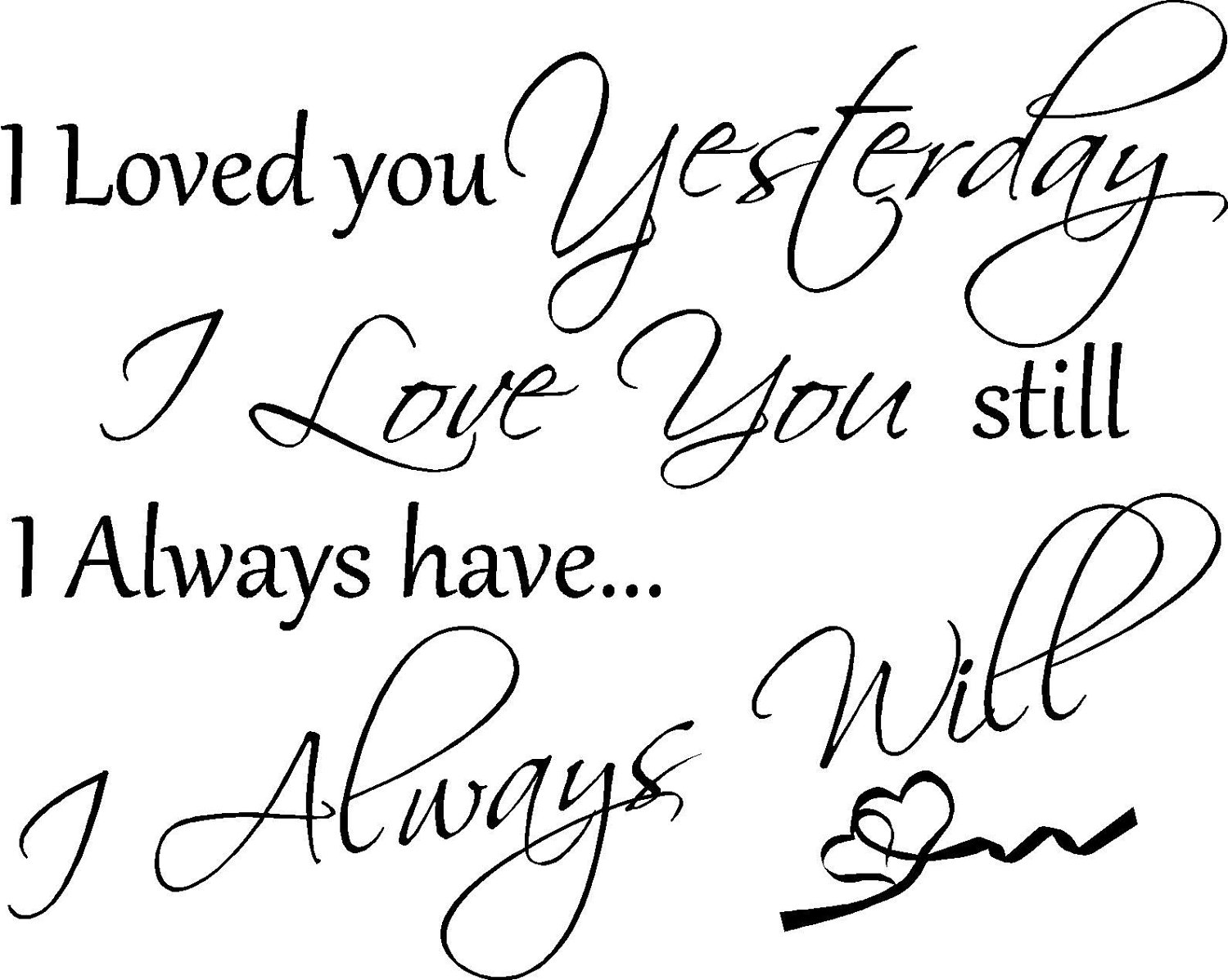 I Love You Quotes Wallpaper Wallpapersafari