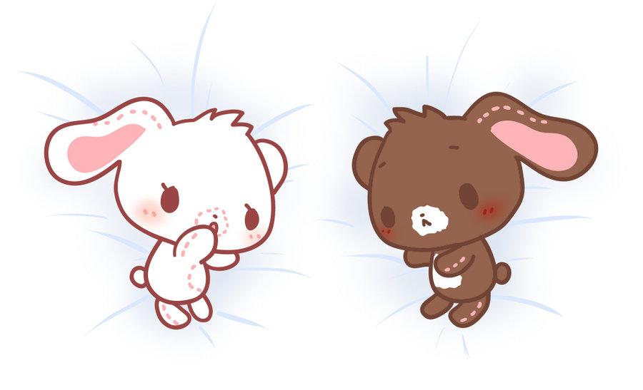 Sugar Bunnies by sakuramori sumomo 900x547