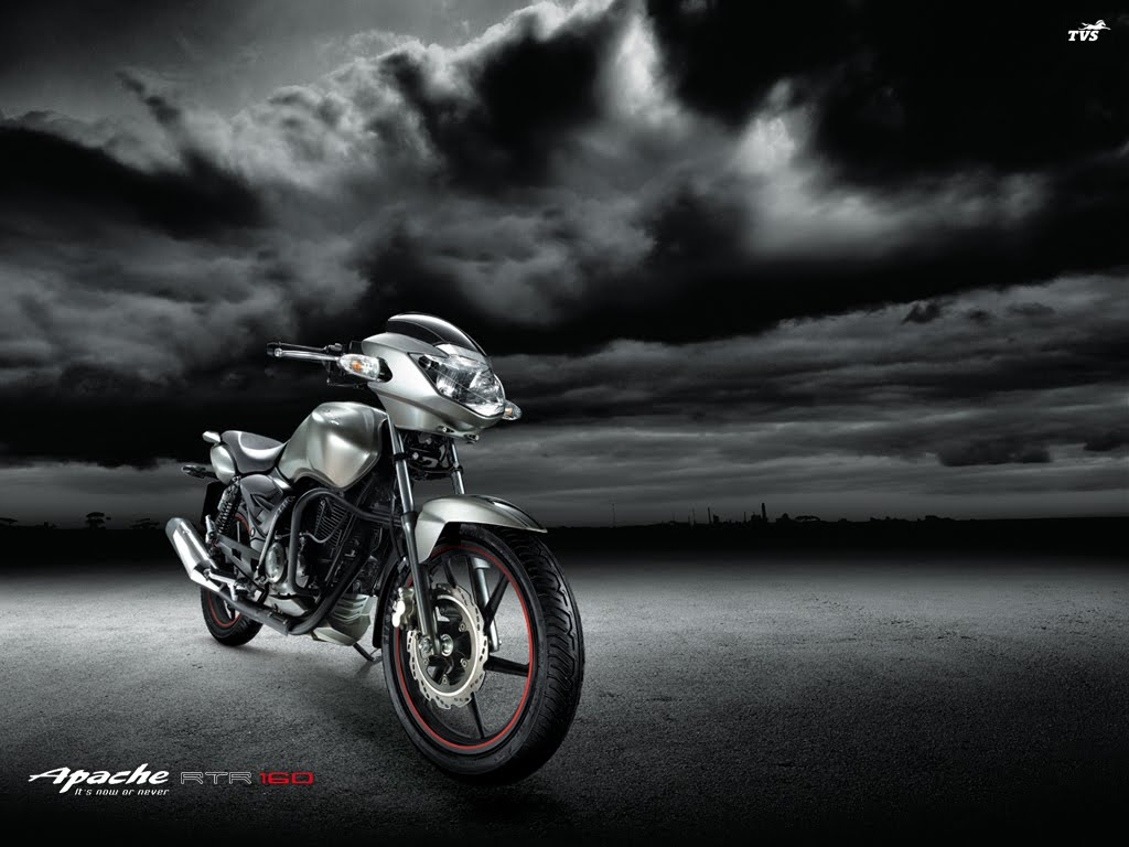 Tvs Apache Rtr 160 Wallpaper   Wallpapers And Pictures 1024x768