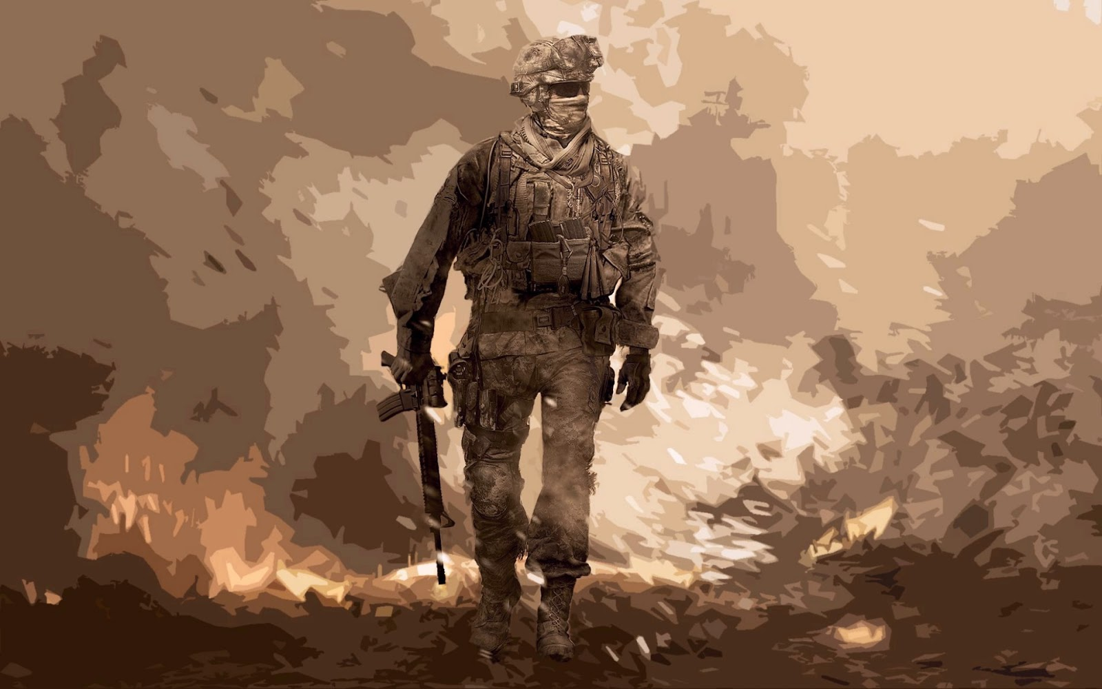 military Soldier wallpaper high resolution 1920x1200 1600x1000