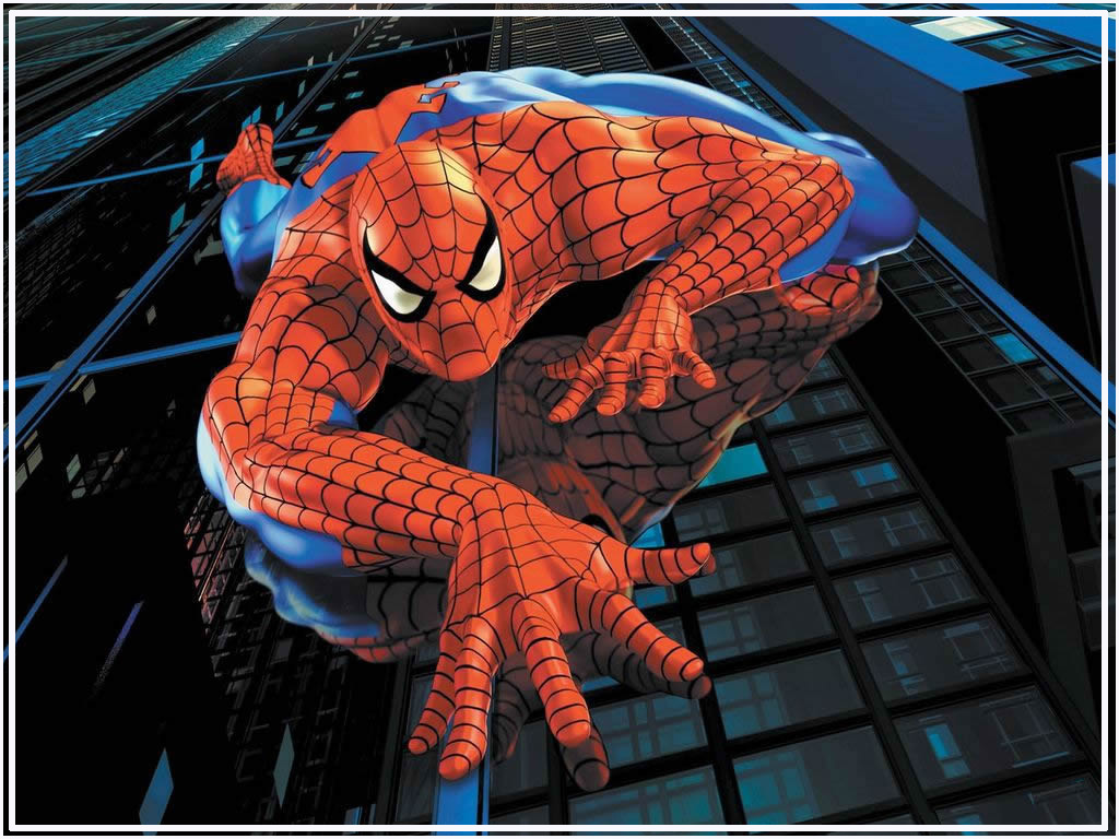 48 ] Spiderman 3D Wallpaper On WallpaperSafari