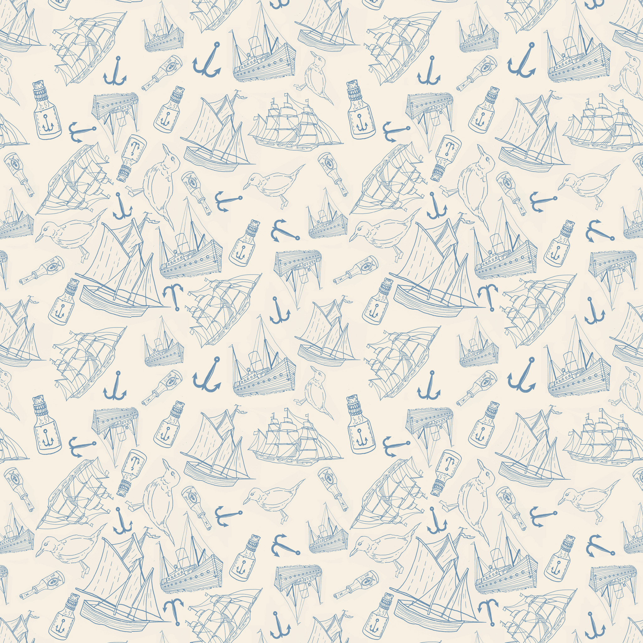 Nautical Wallpaper - WallpaperSafari
