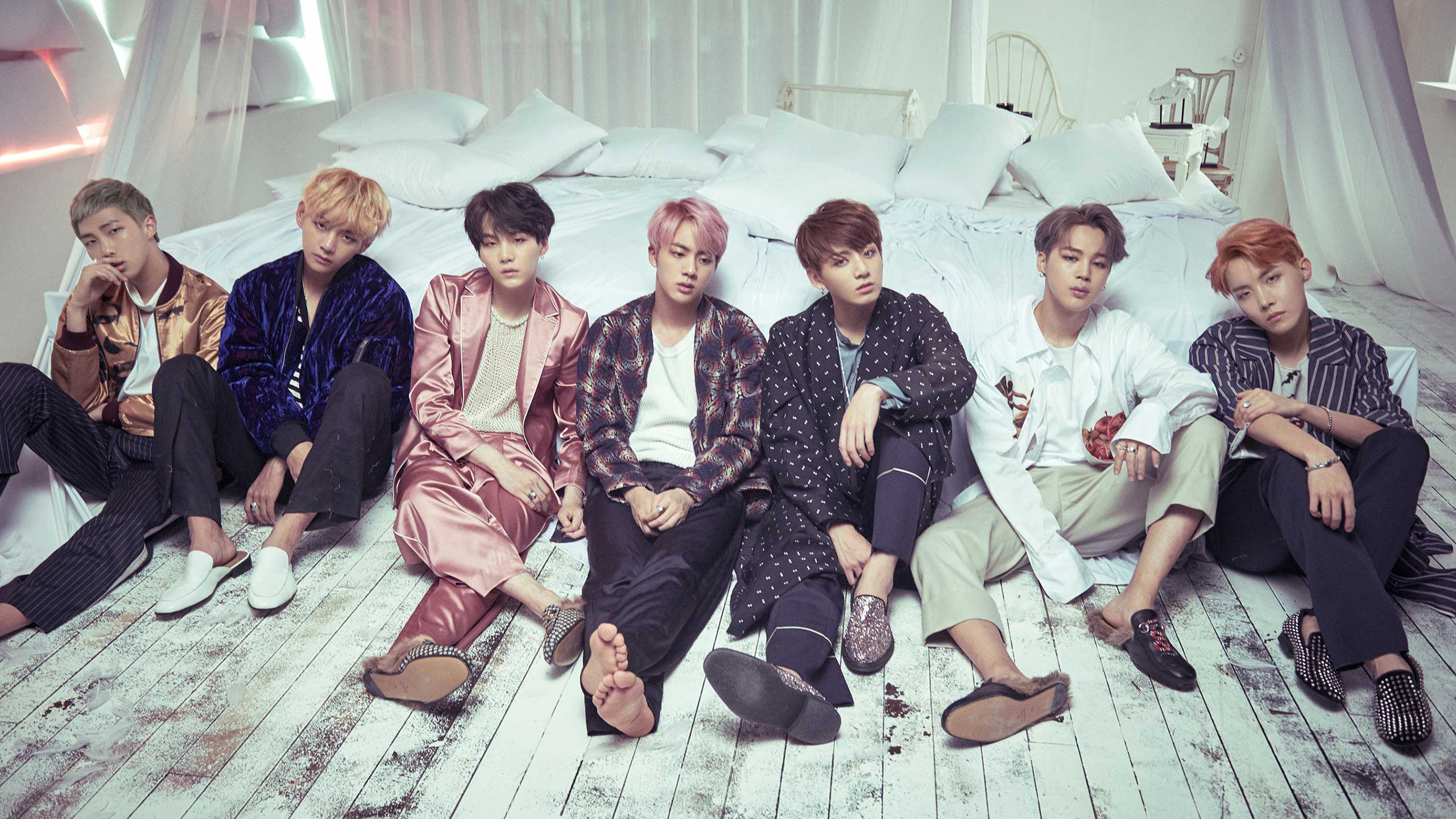 BTS Wallpaper HD 67 images 2560x1440