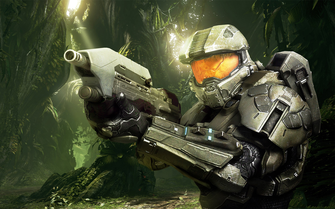 6 Awesome Halo 4 Wallpapers for your Desktop 1280x800