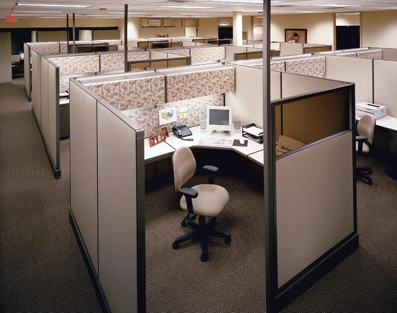 office cubicles with white wallpaper ecological door 379000html 800x632