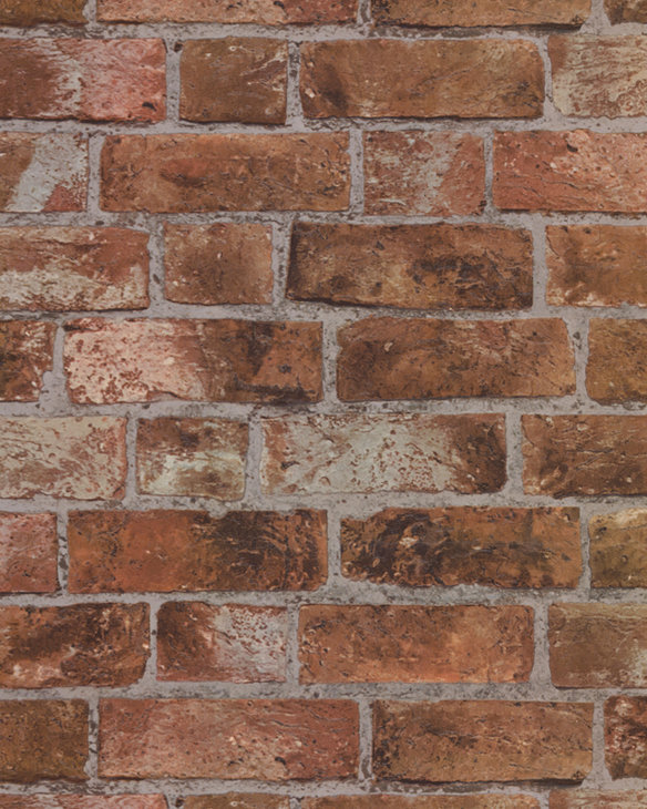 Textured Brick Wallpaper 584x730