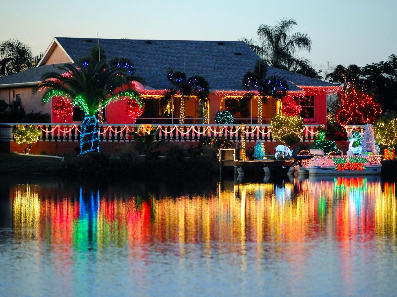 Tropical Christmas Wallpaper Wallpapersafari