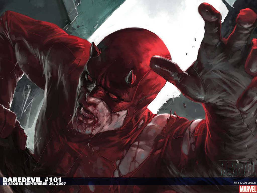 Daredevil 101 Marvel Comics   Marvel Wallpaper 1024x768