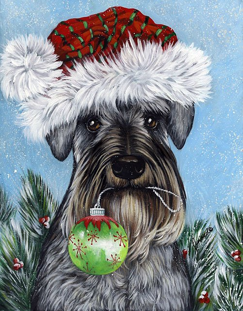 christmas yorkie wallpaper wallpapersafari clipart puppy clipart puppies playing
