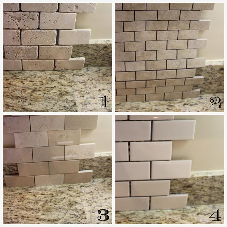 Tile Look Wallpaper for Backsplash - WallpaperSafari